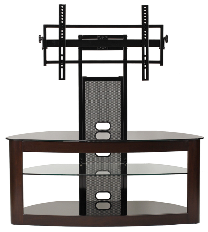 Tv Stands For 55 Inch Tv Throughout Popular Transdeco Tv Stand W/ Universal Mount 42 46 50 52 55 60 65 70 Inch (View 15 of 20)