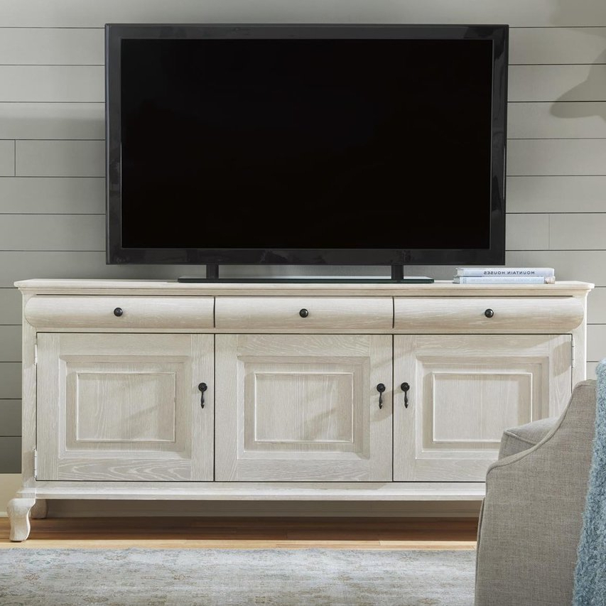 Tv Stands For 70 Flat Screen In Famous Oak Tv Stands You'll Love (View 14 of 20)