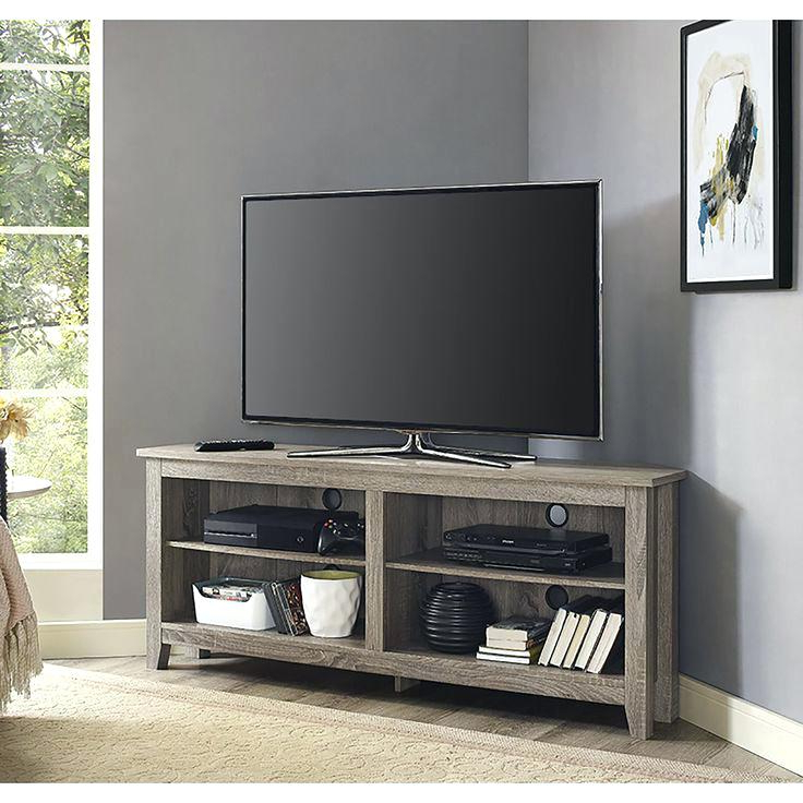 Tv Stands For Flat Screen Tvs Black Corner Tv Stands For Flat Screen With Famous Cheap Corner Tv Stands For Flat Screen (View 18 of 20)
