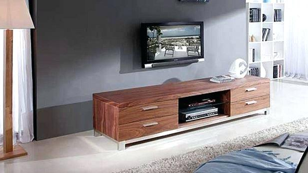 Tv Stands For Large Tvs Within Well Known Tv Stands For Large Tvs Chromium Black Stand For Up To S – Tvid (View 17 of 20)