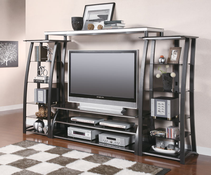 Tv Stands In Silver Tv Stands (View 2 of 20)