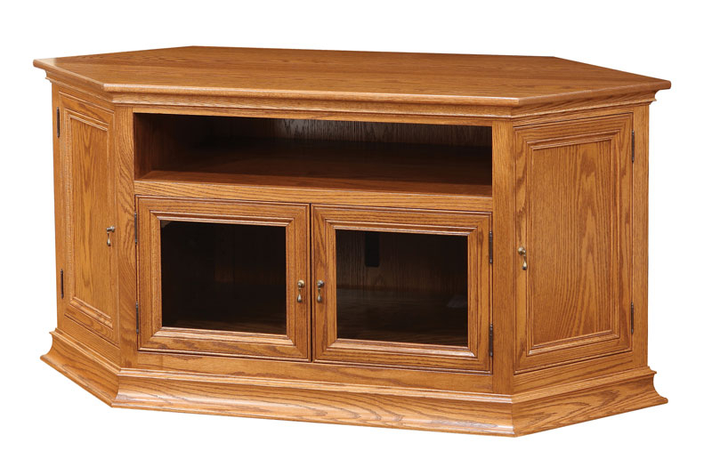 Tv Stands – Ohio Hardwood & Upholstered Furniture Intended For Most Popular Red Tv Cabinets (View 18 of 20)