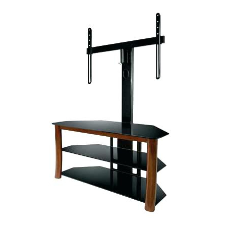 Tv Stands Swivel Mount In Best And Newest Swivel Tv Stands For Flat Screens Stand With Swivel Mount For Flat (Gallery 5 of 20)