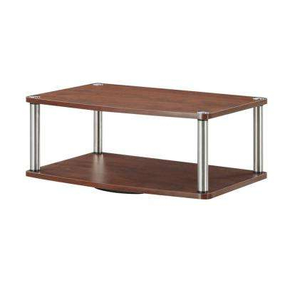 Tv Stands Swivel Mount Inside Famous Swivel Mount – Tv Stands – Living Room Furniture – The Home Depot (Gallery 20 of 20)