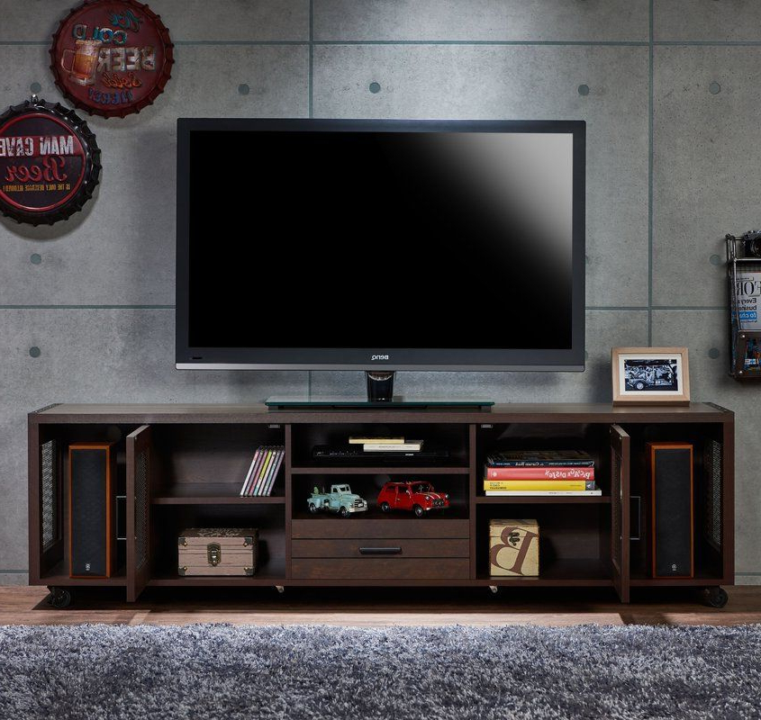Tv Stands, Tvs And Consoles (View 18 of 20)