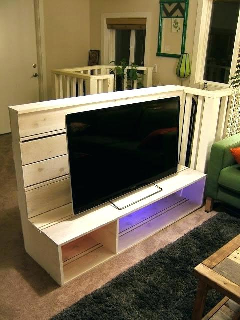 Tv Stands With Back Panel Pertaining To Most Current Build Tv Stand Stand Plans For Google Search S Stands Pertaining To (View 13 of 20)