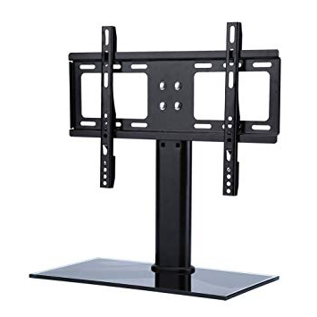 Tv Stands With Bracket In Latest Adjustable Tv Stand Table Pedestal, Tv Stand Bracket: Amazon.co (View 5 of 20)
