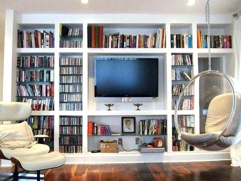 Tv Stands With Matching Bookcases Regarding 2017 Tv Stand With Bookcase Tv Stand And Bookcase Set Tv Stand With (View 5 of 20)