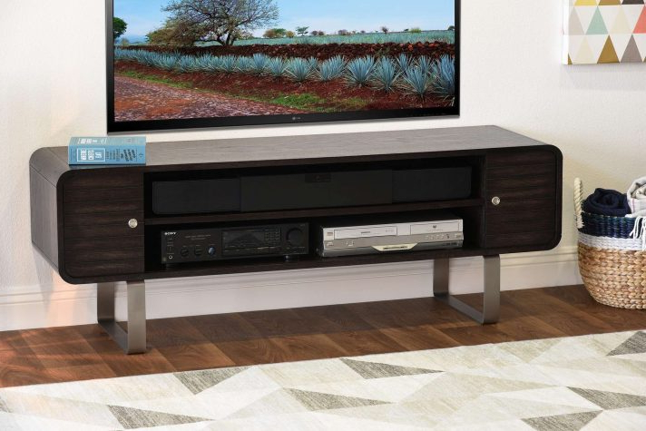 Tv Stands With Rounded Corners With 2018 Tv Stand With Rounded Corners Round Designs Within Stands Vizio (View 16 of 20)