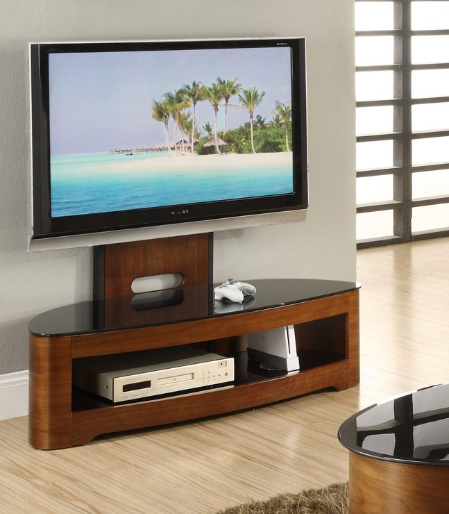 Tv Throughout Glass And Oak Tv Stands (View 17 of 20)