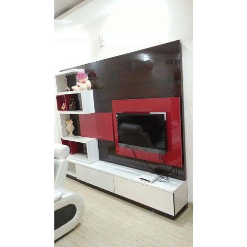 Tv Unit – Wall Mounted Tv Unit Manufacturer From Ghaziabad For Most Up To Date Red Tv Units (View 15 of 20)