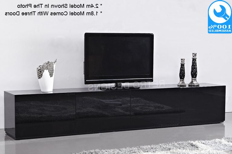 Tv Units, High Gloss And (View 18 of 20)