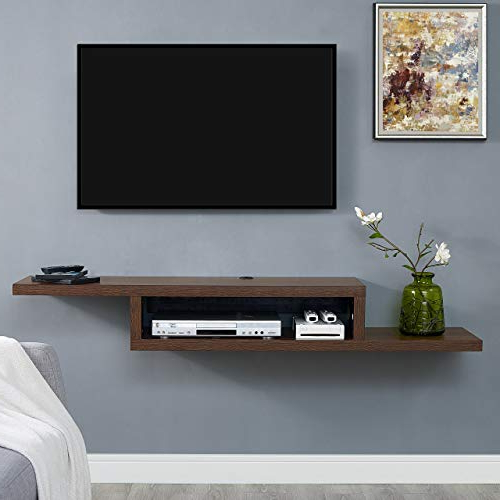 Tv Wall Shelves: Amazon Throughout 2018 Shelves For Tvs On The Wall (View 4 of 20)