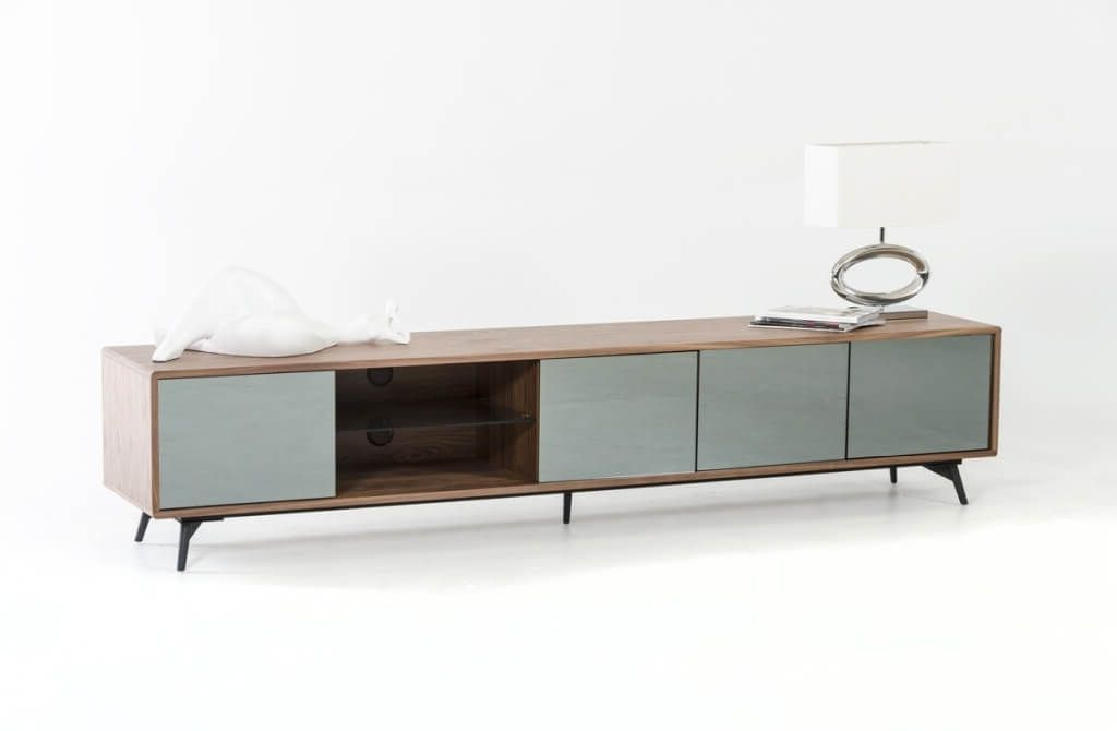 Ultra Modern Tv Stands Regarding Most Recently Released Furniture: Large Modern Tv Stands Using Multiple Storage And Desk (View 17 of 20)