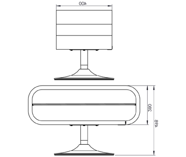 Unique Ovid Tv Stand White (Gallery 16 of 20)