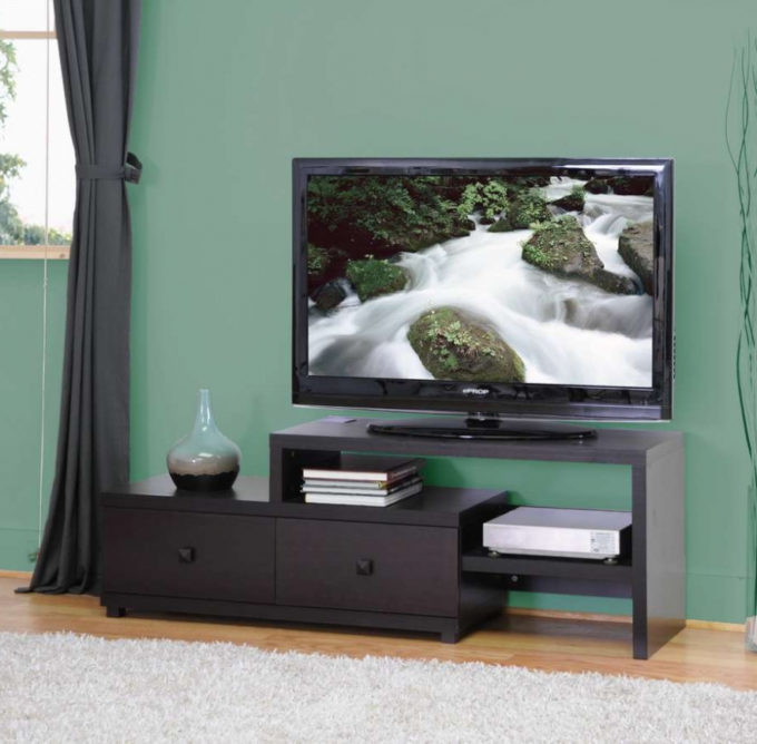 Unique Tv Stands For Flat Screens For Famous Tips & Ideas: Awesome Unique Tv Stands Your Home Design (View 9 of 20)