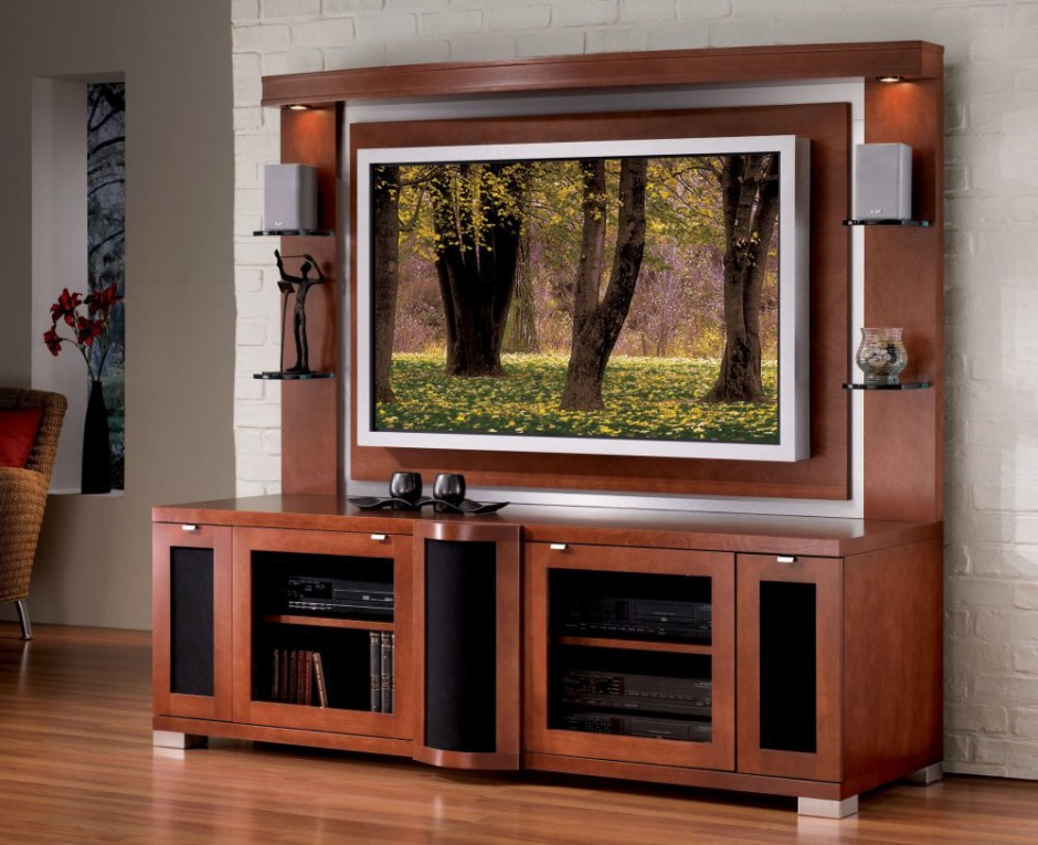 Unique Tv Stands For Flat Screens Intended For Most Popular Unique Tv Stands For Flat Screens Ideas — Summit Yachts (View 17 of 20)