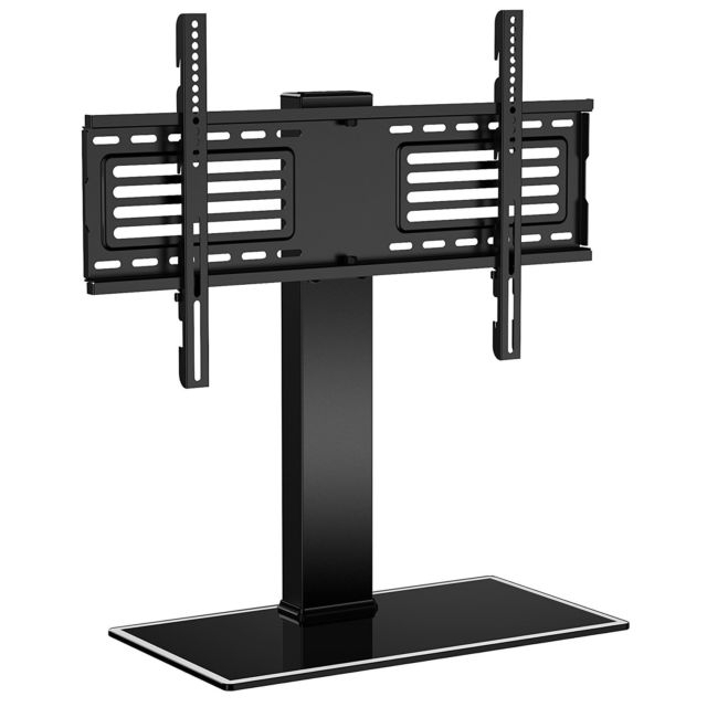 Universal Tv Riser Stand With Swivel Adjustable Bracket For 32 To 65 With Regard To Well Known Swivel Tv Riser (View 20 of 20)
