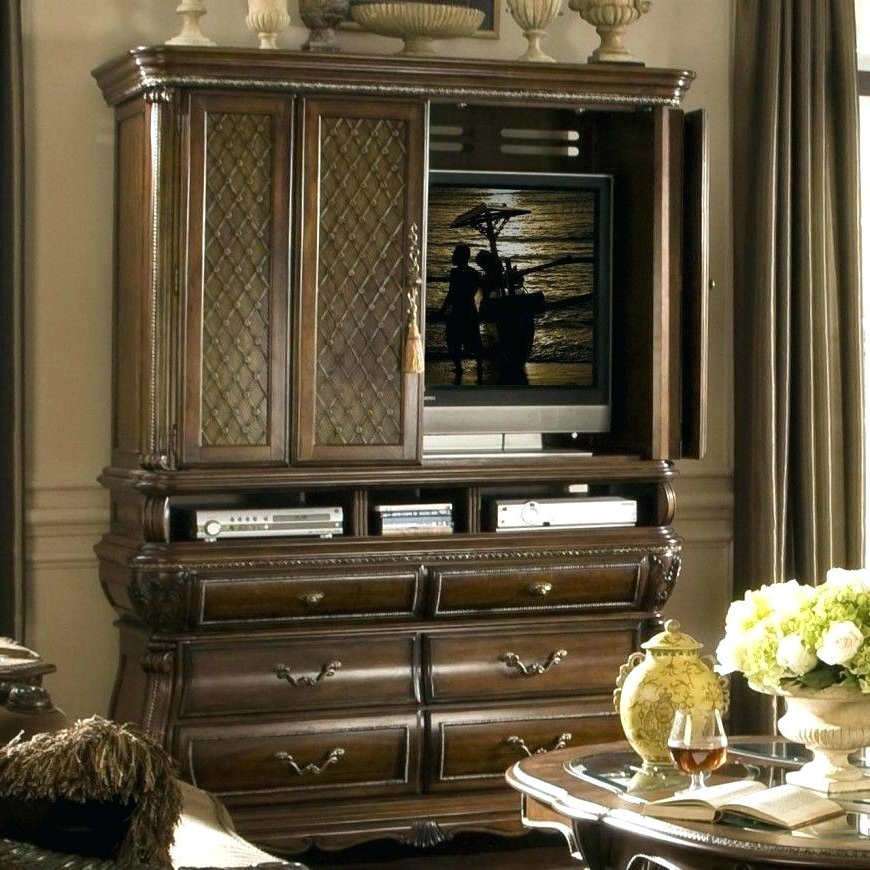 Unleashemotion In Enclosed Tv Cabinets With Doors (View 18 of 20)