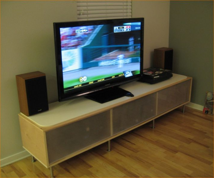 Unusual Tv Consoles How To Prop Up A Without Stand Cheap Ideas Throughout Trendy Unusual Tv Cabinets (Gallery 16 of 20)