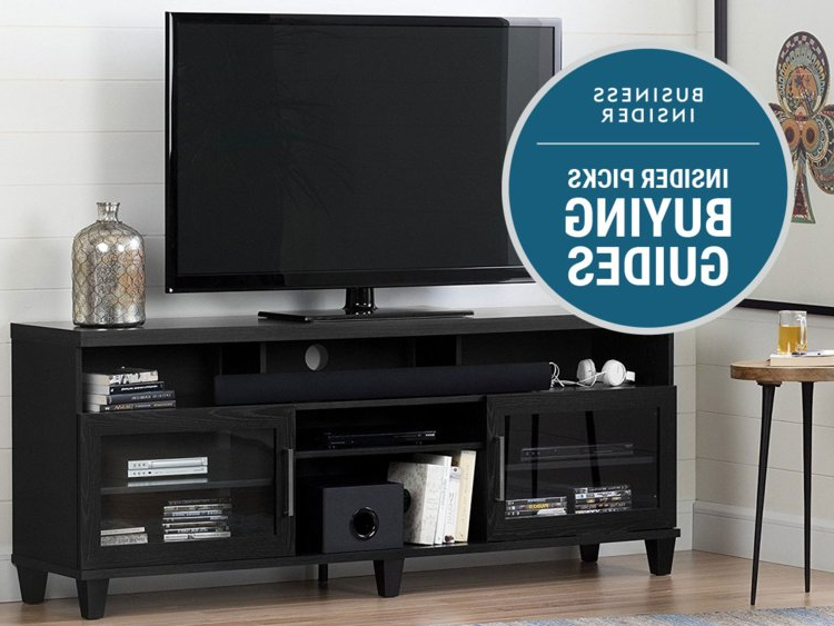 Upright Tv Stands Regarding Fashionable The Best Tv Stands You Can Buy – Business Insider (View 20 of 20)