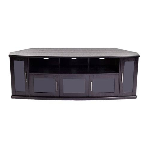 Valencia 70 Inch Tv Stands With Most Up To Date Plateau Newport 80 Inch Black Oak Tv Stand Newport 80 (B) (View 17 of 20)