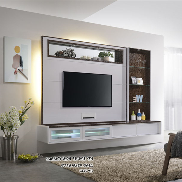 Vd500 01 Wall Cabinet – Vidi Furniture With Most Up To Date Cabinet Tv Stands (Gallery 18 of 20)