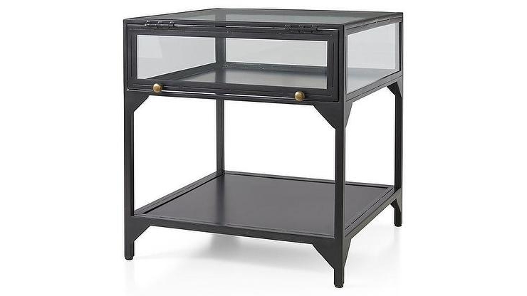 Ventana Black Console Intended For Best And Newest Ventana Display Console Tables (View 15 of 20)