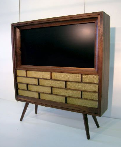 Very Cool, Very Classy Flat Screen Within Mahogany Tv Cabinets (View 12 of 20)