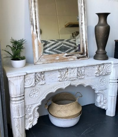 Vintage Tables Desks And Sideboards – Roughluxurynoosa Regarding 2018 Hand Carved White Wash Console Tables (View 18 of 20)
