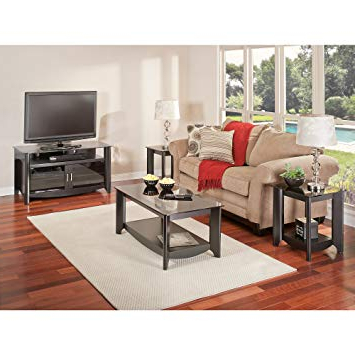 Vista 68 Inch Tv Stands Within Well Known Amazon: Aero Tv Stand And Coffee Table With End Tables: Kitchen (View 18 of 20)