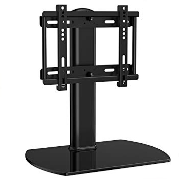 Vizio 24 Inch Tv Stands With Regard To Recent Amazon: Fitueyes Tt104001gb Universal Tv Stand/base Swivel (View 7 of 20)
