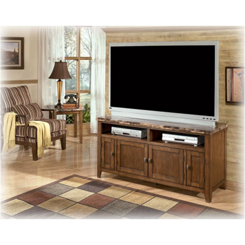 W158 38 Ashley Furniture Theo Home Entertainment 60 Inch Tv Stand Throughout 2018 Tv Stands 38 Inches Wide (View 17 of 20)