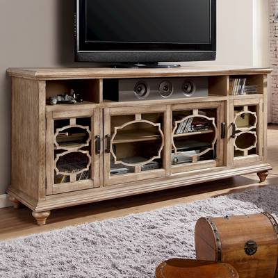 "Wade Logan Mendoza Tv Stand For Tvs Up To 50"" & Reviews (View 14 of 20)"