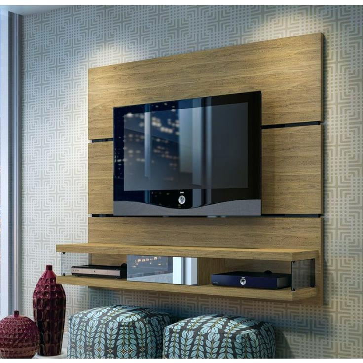 Wall Mounted Tv Cabinet Wall Mounted Tv Stand Amazon – Zefene Throughout Most Recent Modern Wall Mount Tv Stands (View 17 of 20)
