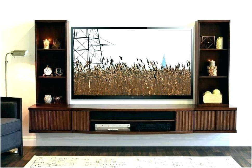 Wall Mounted Tv Stands With Shelves Regarding Widely Used Corner Wall Mount Tv Wall Mount Shelves Stand Wall Mount Wall Mount (View 15 of 20)
