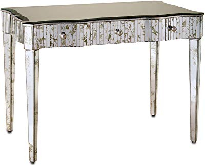 Walters Media Console Tables Regarding Current Amazon: Southern Enterprises Nolan Console Table In Weathered (View 17 of 20)