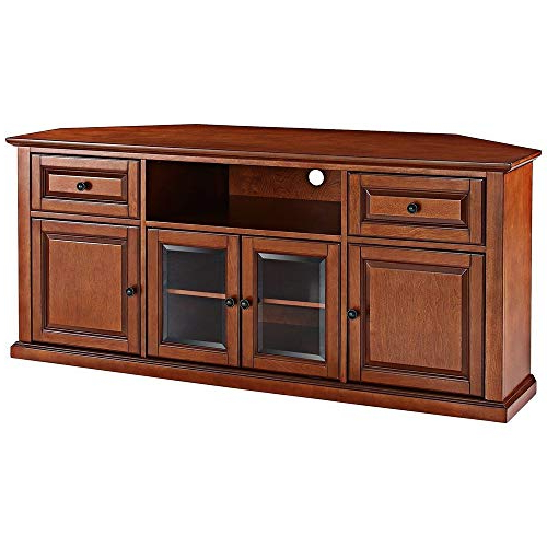 Wayfair Corner Tv Stands Pertaining To Well Known Tv Stands Wayfair: Amazon (View 20 of 20)