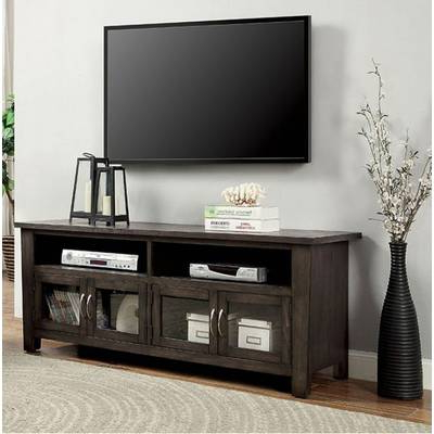 Wayfair Inside Latest Casey Grey 54 Inch Tv Stands (View 18 of 20)
