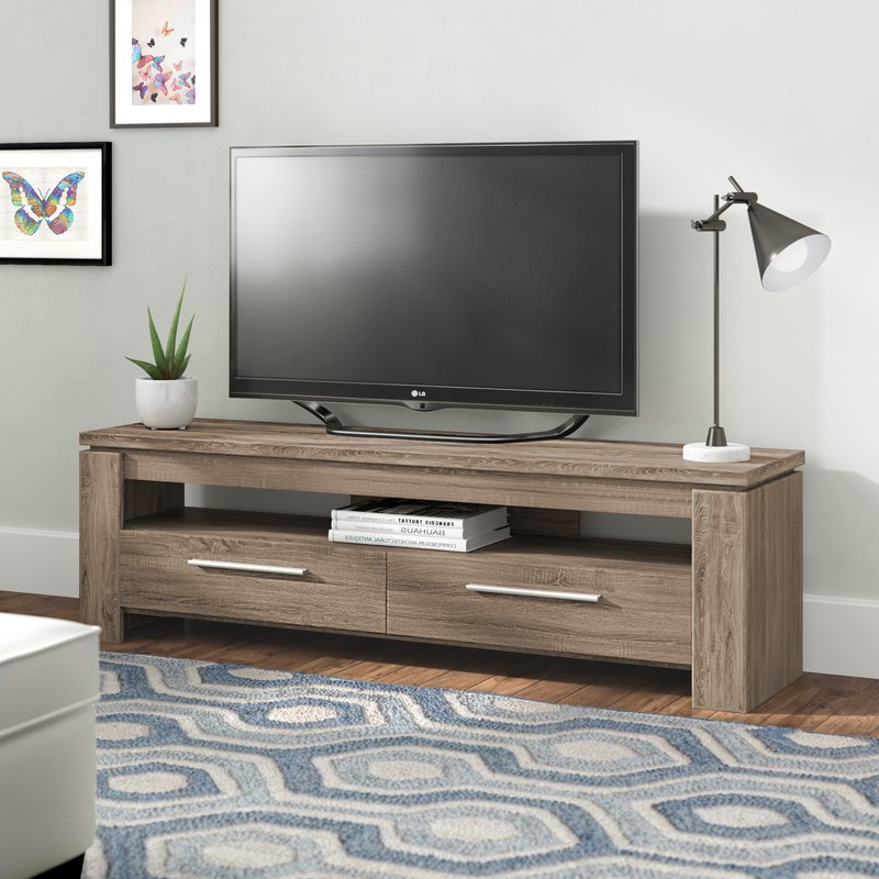 Wayfair With Lauderdale 62 Inch Tv Stands (Gallery 11 of 20)