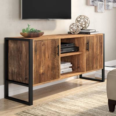 "Well Known 17 Stories Walton Tv Stand For Tvs Up To 78"" & Reviews (Gallery 7 of 20)"