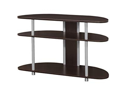 """Well Known Amazon: Monarch Tv Stand, 38"""", Cappuccino: Kitchen & Dining With Regard To Tv Stands 38 Inches Wide (View 20 of 20)"""