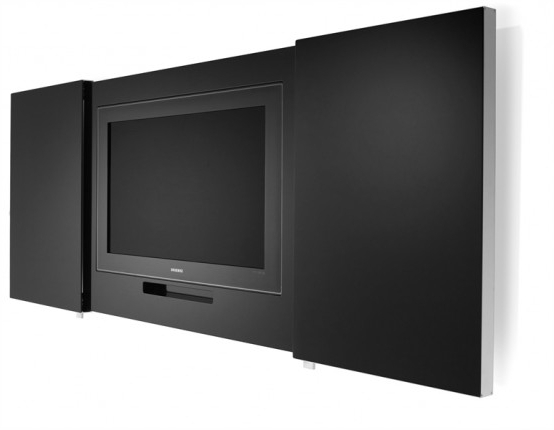 Well Known Black And White Minimalist Glass Tv Stands – Messengerlammhults For Black Glass Tv Cabinets (View 17 of 20)