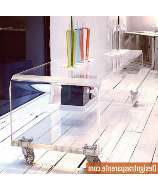 Well Known Designtrasparente – Designtrasparente Inside Clear Acrylic Tv Stands (View 20 of 20)