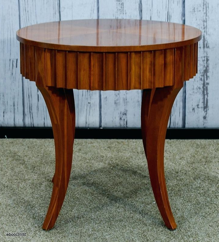 Well Known Ethan Allen Living Room Console Tables End Table Consignments – Mikhak Throughout Ethan Console Tables (View 17 of 20)