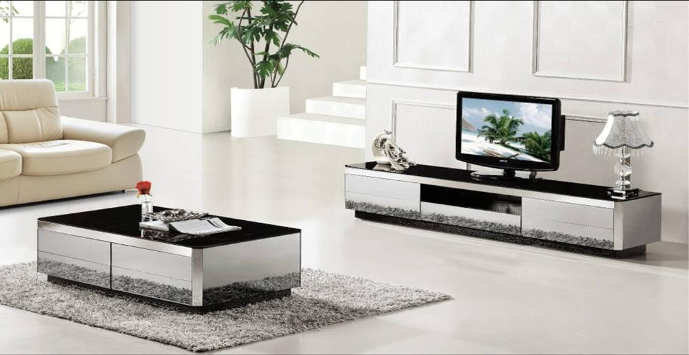 Well Known Exquisite Regarding Pallet Coffee Table With Matching Tv Cabinet Within Tv Cabinet And Coffee Table Sets (View 18 of 20)