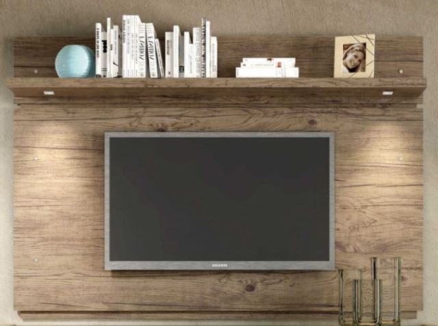 Well Known Floating Entertainment Center Rustic Wall Mounted Media 60 Inch Tv Throughout Rustic 60 Inch Tv Stands (View 19 of 20)