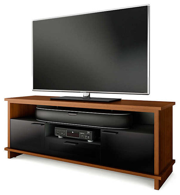 Well Known Freestanding Tv Stands In Braden Tv Standbdi – Transitional – Entertainment Centers And Tv (View 18 of 20)