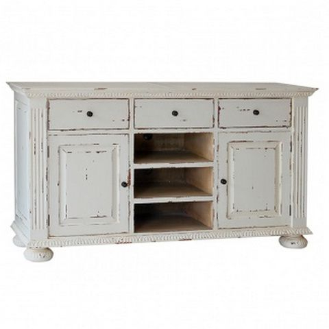 Well Known French Style Tv Cabinets In Charleston Plasma Tv Stand – French Provincial Country Style (View 20 of 20)