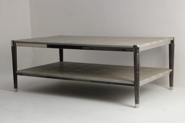 Well Known Grey Shagreen Media Console Tables With Shagreen Media Console Modern Red Coffee Table Coffee Dining Table (Gallery 20 of 20)